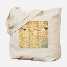 Mississippi River Valley Civl Tote Bag