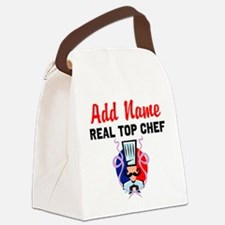 BEST CHEF Canvas Lunch Bag