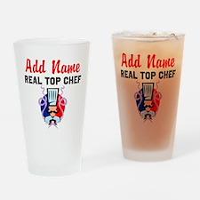 BEST CHEF Drinking Glass