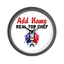 BEST CHEF Wall Clock