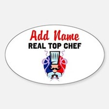 BEST CHEF Decal