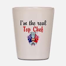 BEST CHEF Shot Glass