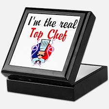 BEST CHEF Keepsake Box