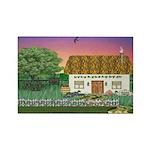 Sunrise Cottage Magnets (10 pack)