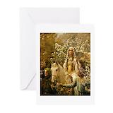 Pre raphaelite Greeting Cards (10 Pack)