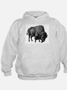 Vintage Bison Hoodie