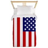 American flag Duvet Covers