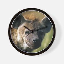 Hyena Wall Clock