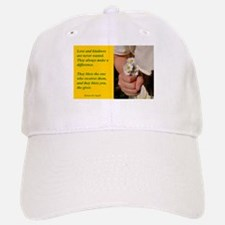 'Kindness Blesses' Baseball Baseball Cap