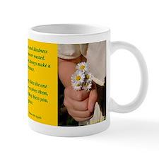 'Kindness Blesses' Mug