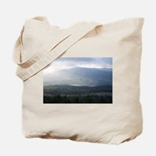 Smokey Mountain Morning Tote Bag