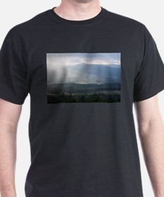 Smokey Mountain Morning T-Shirt