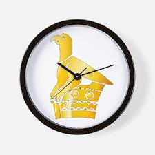 Great Zimbabwe Bird Wall Clock