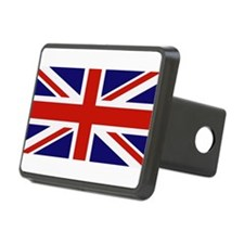 British Flag Hitch Cover