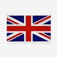 British Flag Rectangle Magnet (10 pack)