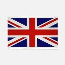 British Flag Rectangle Magnet