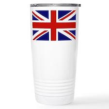 British Flag Travel Coffee Mug