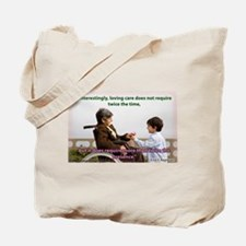 'Presence' Tote Bag