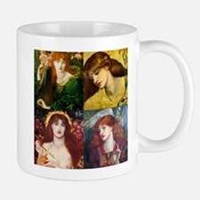 Rossetti Collage Mug