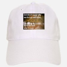'Each Other' Baseball Baseball Cap