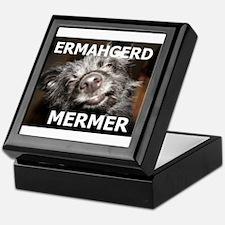 ERMAHGERD MERMER Keepsake Box