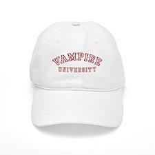 Vampire University Baseball Cap