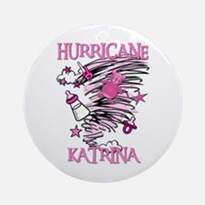 HURRICANE KATRINA Ornament (Round)