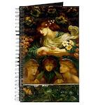Rossetti Blessed Damozel Journal
