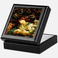 Rossetti Blessed Damozel Keepsake Box