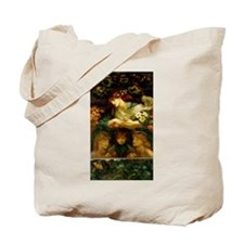 Rossetti Blessed Damozel Tote Bag