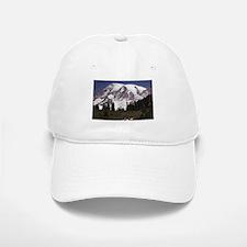 Mount Rainier Baseball Baseball Cap