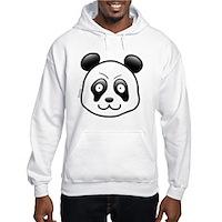 Go Panda! Hooded Sweatshirt