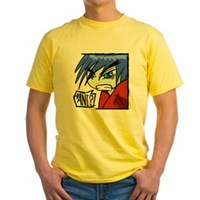 Shonen Yellow T-Shirt