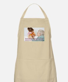 'Be the World' Apron