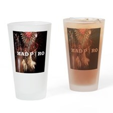 Mad Pyro Designs Drinking Glass