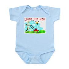 Daddy's Little Helper Infant Creeper