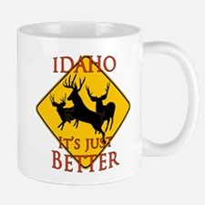 Idaho is better Mug