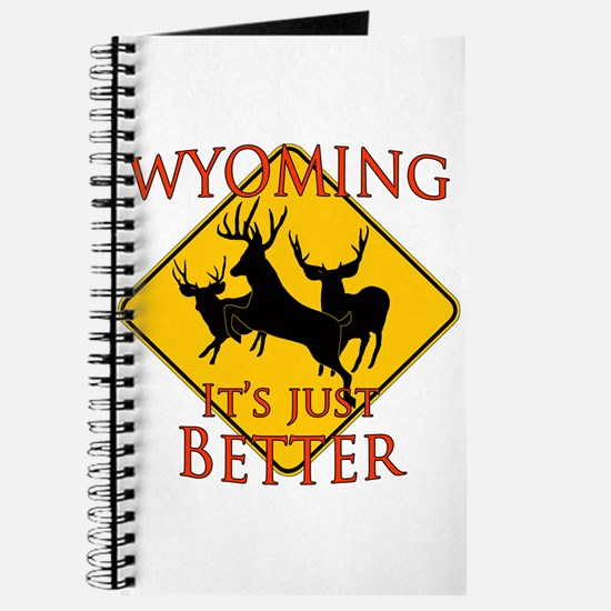 Wyoming is better Journal