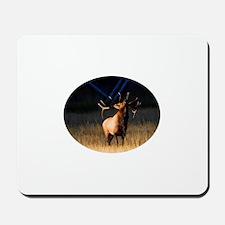 Elk Charging Mousepad