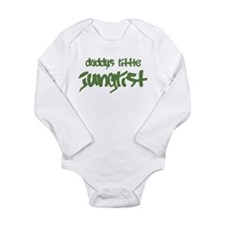 Daddy's Little Junglist Body Suit