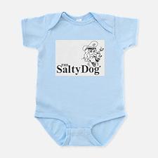 Original Salty Dog Infant Bodysuit