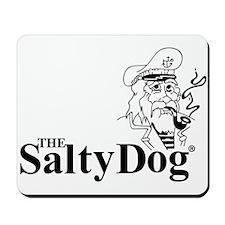 Original Salty Dog Mousepad
