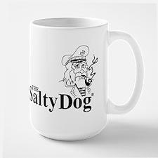 Original Salty Dog Large Mug