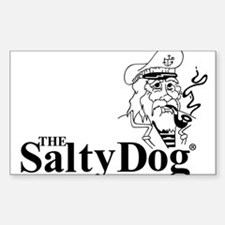 Original Salty Dog Bumper Stickers