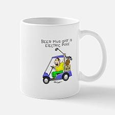Electric Polo Mug