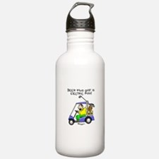 Electric Polo Water Bottle