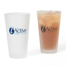 The Active Work Place Drinking Glass