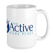 The Active Work Place Mug