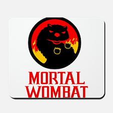 Mortal Wombat Mousepad