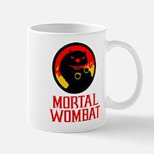 Mortal Wombat Mug